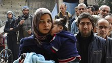 Islamic State 'withdraws from Yarmouk camp'