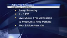 Albuquerque Museum hosts Art in the Afternoon