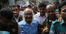 Bangladeshi Editor, 81, Is Accused in Plot to Kill Leader's Son
