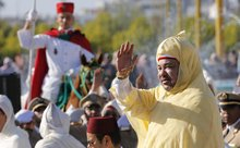 Morocco Boasts Stability, But Critics Say The Price Is High