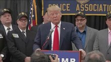 Two Days Before the Primary, Trump Holds First New York City Campaign Event