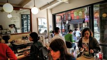 Eaters' Journal 4/22/16: Mr. Donahue's, Impero Caffe, El Rey, Very Fresh Noodles, and More
