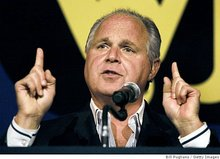 Cheer up! Rush Limbaugh is not long for this world