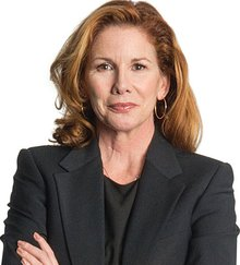 Melissa Gilbert Never Saw Congress in Her Future