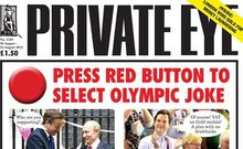 Private Eye's sales up nearly 10% year on year
