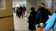 Issues frustrate city voters at polling locations