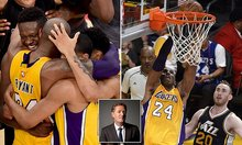 Kobe Bryant wasn't the greatest but last night he reminded us why he's the gutsiest, PIERS MORGAN writes