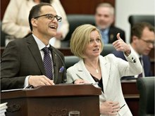 Varcoe: A long, painful path for Alberta to return to balanced budget