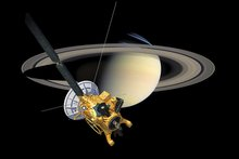 Saturn probe Cassini hoovers up dust from distant stars