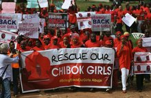 #BringBackOurGirls: Two years later we cannot forget Nigeria's Chibok Girls