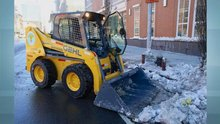 Mayor's Budget Proposal Includes Funds for Smaller Snow Removal Equipment