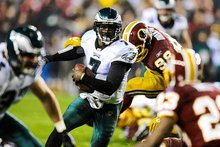 Michael Vick Shows How Quarterback Ratings Short-Change Runners