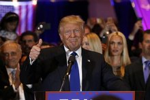 Presidential Front-Runners Get Breathing Room After New York Vote