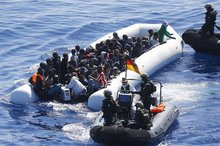 Up to 500 Migrants Feared Dead After Boat Sinks off Libyan Coast