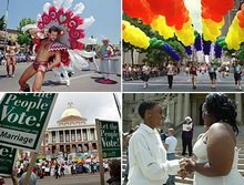 The Gayest Cities in America