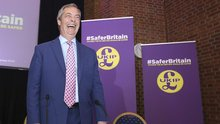 Farage Warns Over Sex Attackers And Terrorists