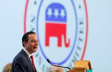 RNC chief: Unifying GOP with Trump on the ticket will be 'hard'