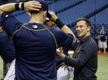 Dodgers' Andrew Friedman has no regrets about leaving Tampa Bay Rays for big-market expectations