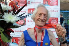 Time Can't Beat Ed Whitlock: Running's 85-Year-Old Legend