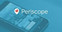 Periscope makes replays permanent if you put #Save in the title