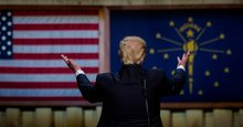 Donald Trump Wins Indiana in a Crushing Blow to Ted Cruz