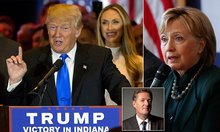 PIERS MORGAN: Ten reasons why the Trump Train's given the cocky, lazy, PC-crazed Washington elite the spanking it deserves- and left Hillary shaking in her Goldman-financed boots   Daily Mail Online
