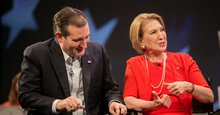 Ted Cruz to Name Carly Fiorina as His Running Mate