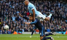 Manchester City's Vincent Kompany eager to tackle Cristiano Ronaldo