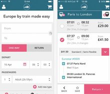 'Europe by rail' booking platform, Loco2, finally gets an app