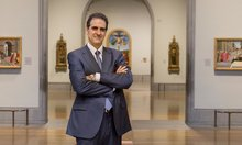 The National Gallery's new boss: 'I can't deny I am strongly European'