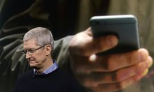 Apple CEO vows after company loses $50bn in value: 'This too shall pass'
