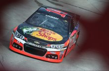 A relief victory at Talladega by Ty Dillon could qualify Tony Stewart for the Chase