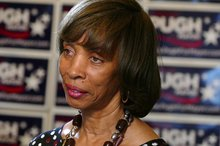 Catherine Pugh reveals early plans for office