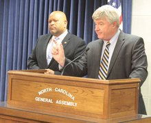 Rep. Billy Richardson proposes anti-discrimination law for veterans, military personnel