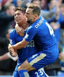 Bookies vow never again as 5,000-1 Leicester closes on title