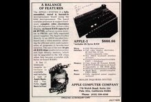 Apple-1 Ad - In Photos: Early Apple Ads - Forbes