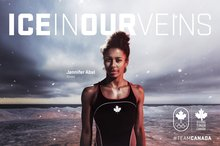 Team Canada's Winter Warriors Prep for Warmer Weather in Striking Rio 2016 Ads