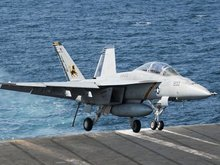 Tentative House defense bill contains 14 new Super Hornets built in St. Louis