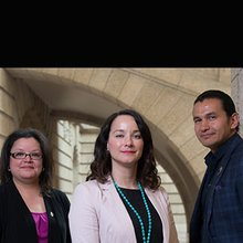 Young Indigenous politicians are leading the Manitoba NDP