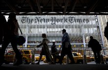 New York Times Is Said to Consider More Sponsored Stories