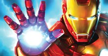 Read an excerpt from Eoin Colfer's 'Iron Man: The Gauntlet'