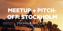 TechCrunch Pitch-Off Stockholm applications are open right now!