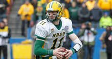 For N.F.L. Draft, Carson Wentz Has Everything but Pedigree
