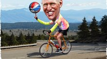 Bill Walton Is All About the Bike