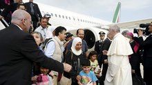Papal Blessing Brings New Life For Refugees
