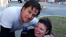 Mark Wahlberg surprises fan suffering from brain damage after infection