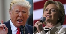 Poll: Trump, Clinton face divides in their parties even if they win nominations