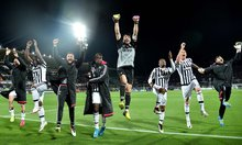 Juventus' relentless triumph suggests no end in sight to their dominance