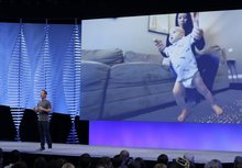 Facebook Building Snapchat-Like Camera App To Get You Sharing More