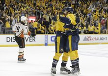 Predators force Game 7 in Anaheim with 3-1 win over Ducks